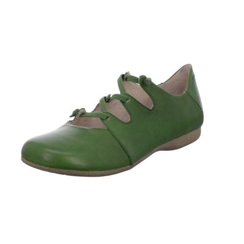 Damen Seibel Ballerinas grün 45
