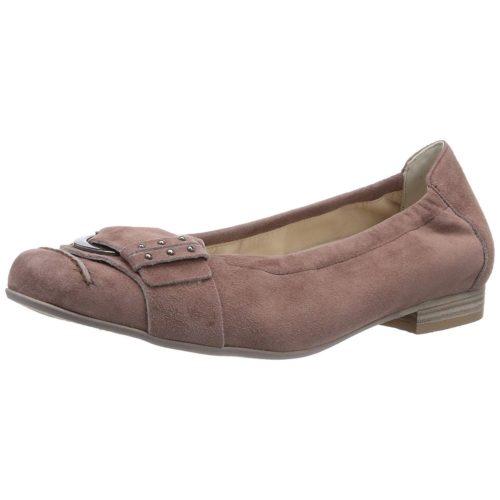 Damen Semler Ballerinas lila/pink Denise 40,5