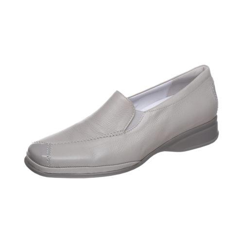 Damen Semler Klassische Slipper grau Ria 36