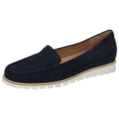 Damen Sioux Klassische Slipper blau ZIADA 42