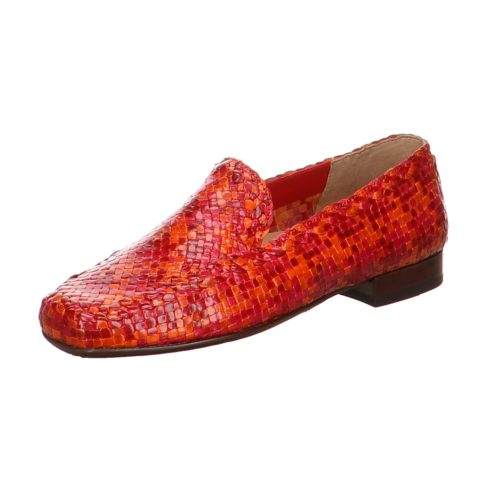 Damen Sioux Klassische Slipper rot Cordera 39
