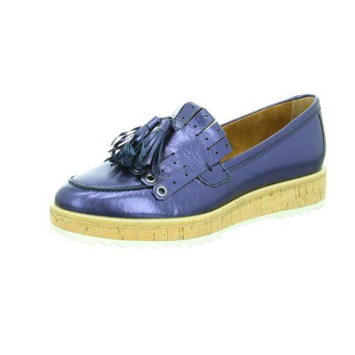 Damen Tamaris Klassische Slipper blau 37