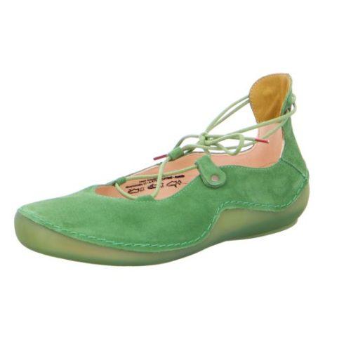 Damen Think Ballerinas grün KAPSL 39,5