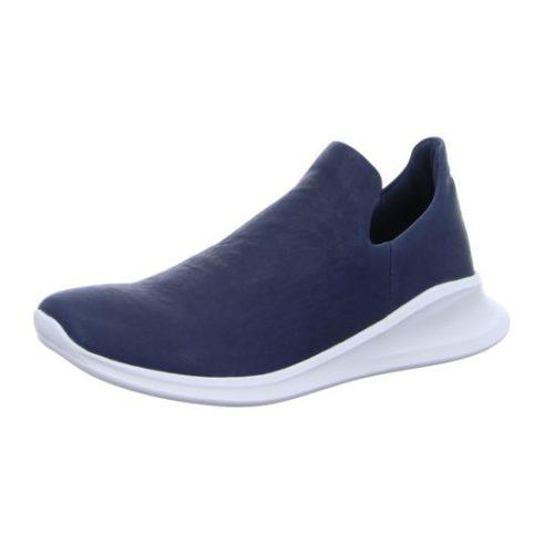 Damen Think Sportliche Slipper blau WAIV-Slipper 40