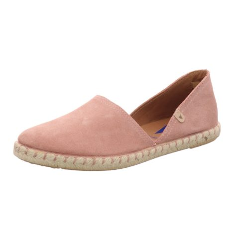 Damen Verbenas Komfort Slipper lila/pink 40
