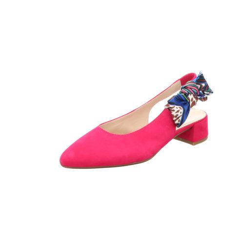 Gabor Sling-Pumps lila/pink 40,5
