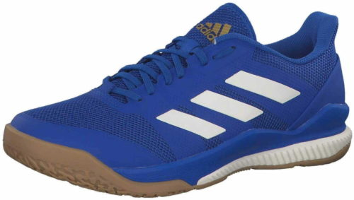 Herren Adidas Hallenschuhe blau Stabil Bounce 45