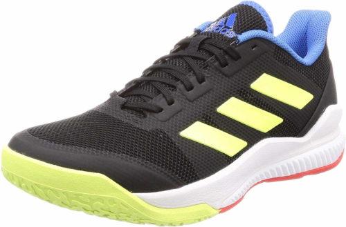 Herren Adidas Hallenschuhe schwarz STABIL BOUNCE 48,5