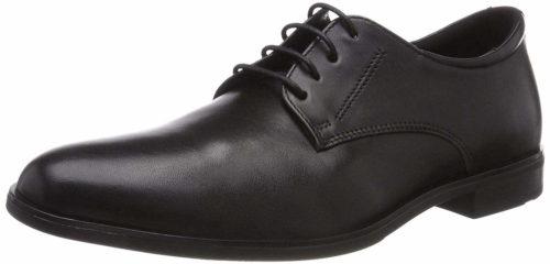 Herren Lurchi Business Schuhe schwarz Business Schnürschuh 42