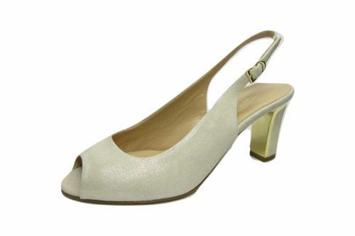 Moda di Fausto Sling-Pumps beige 38