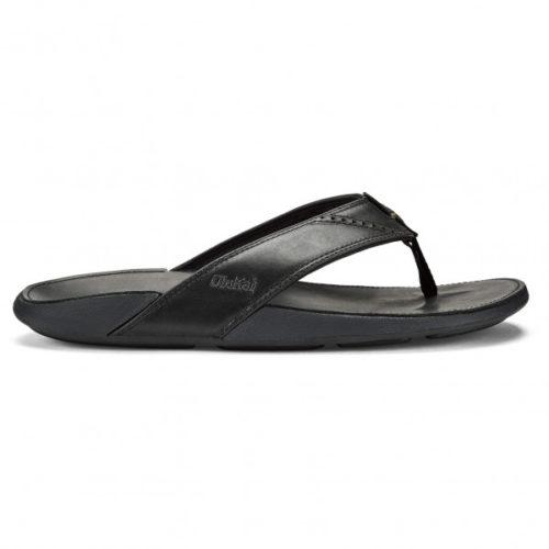 Olukai - Nui - Sandalen Gr 9 schwarz