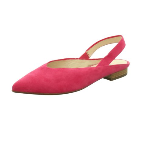 Peter Kaiser Sling-Pumps rot 37,5
