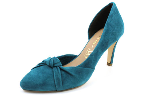 Tamaris Modische Pumps blau Da.-Pumps 36