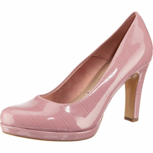 Tamaris Modische Pumps lila/pink Da.-Pumps 40