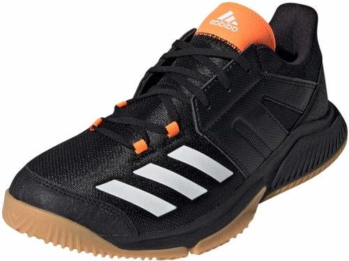 Unisex Adidas Hallenschuhe schwarz 40,5