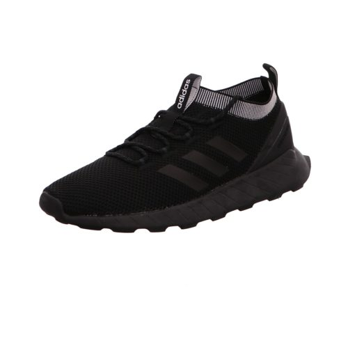 Unisex Adidas Hallenschuhe schwarz Questar Rise 47