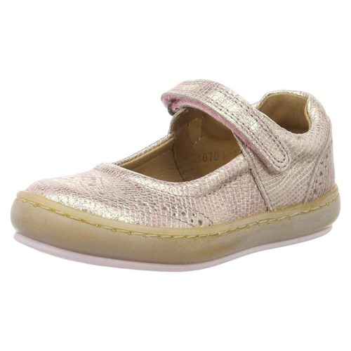 Unisex Bisgaard Ballerinas lila/pink 25