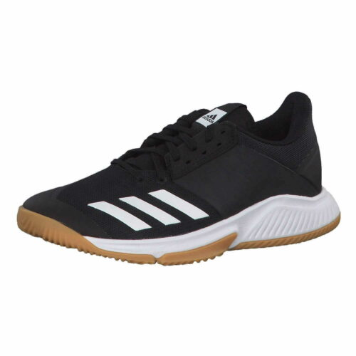 Damen Adidas Hallenschuhe grau Crazyflight Team 44