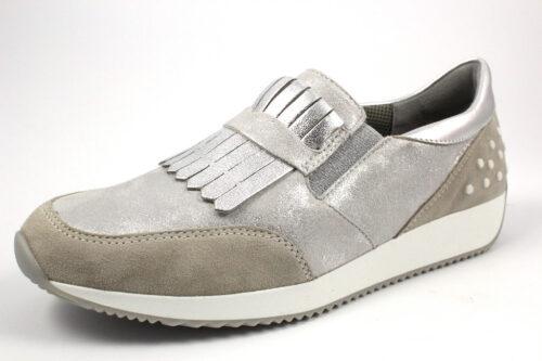 Damen Ara Komfort Slipper metallic LISSABON 38