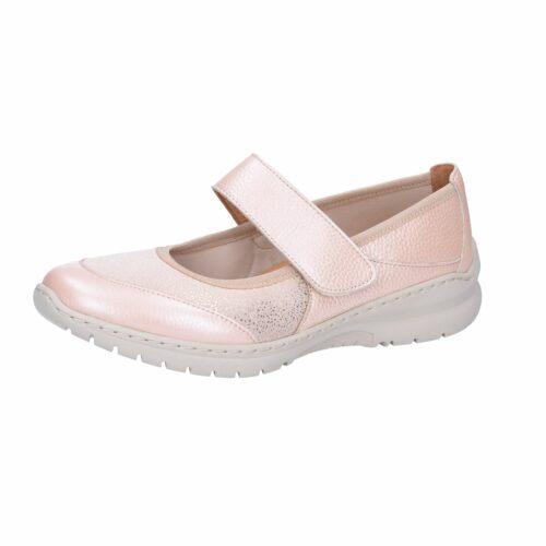Damen Florett Komfort Slipper lila/pink 40