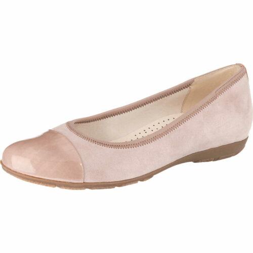Damen Gabor Ballerinas lila/pink 38,5
