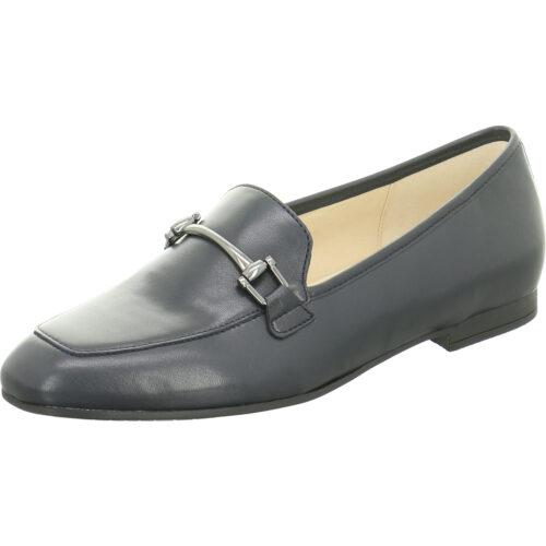 Damen Gabor Klassische Slipper blau 38