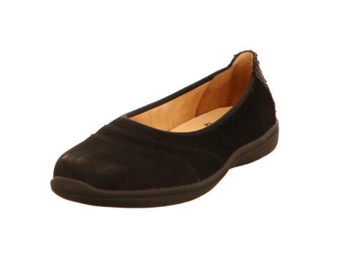 Damen Ganter Ballerinas schwarz 40,5