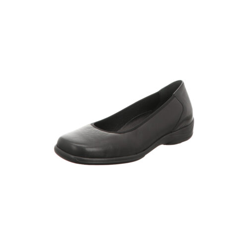Damen Semler Ballerinas schwarz Olivia 42