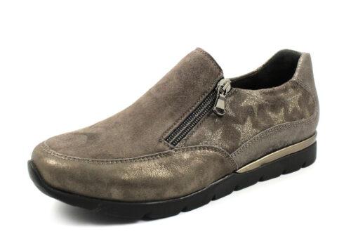 Damen Semler Komfort Slipper braun N8265 41
