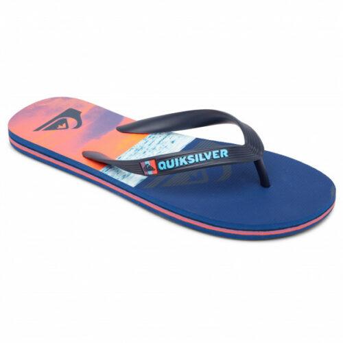 Quiksilver - Molokai Panel - Sandalen Gr 8 - EU 41 blau
