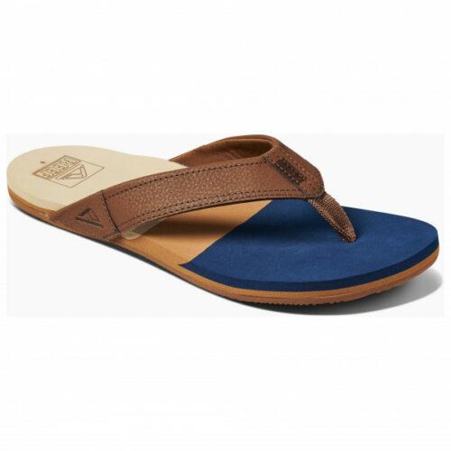 Reef - Tri Newport - Sandalen Gr 7 braun/blau