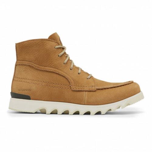 Sorel - Kezar Moc Waterproof - Sneaker Gr 12;13;14;8,5;9;9,5 braun;braun/weiß