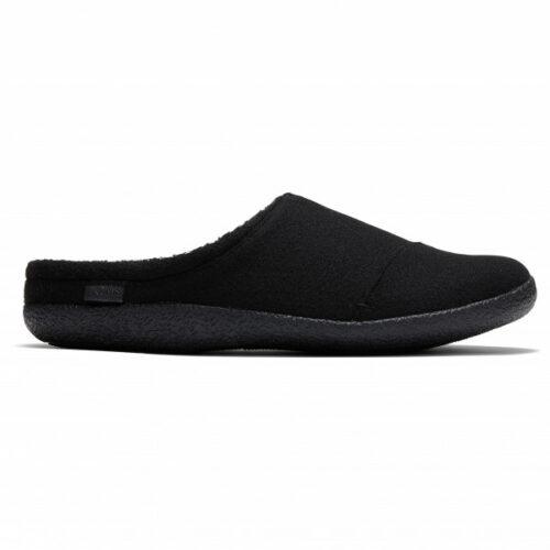 TOMS - Berkeley Slip - Hüttenschuhe Gr 8 schwarz;schwarz/grau;braun/schwarz/rot