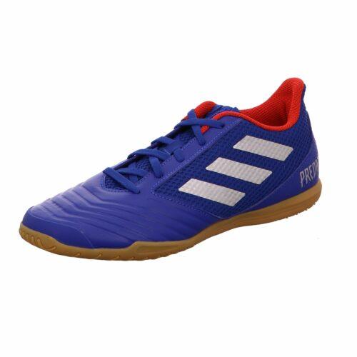 Unisex Adidas Hallenschuhe blau 40,5