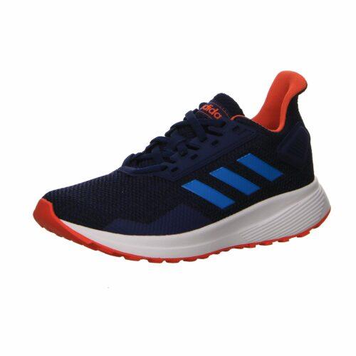 Unisex Adidas Hallenschuhe blau Duramo 9 3
