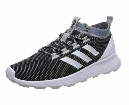 Unisex Adidas Hallenschuhe schwarz Questar Rise 45
