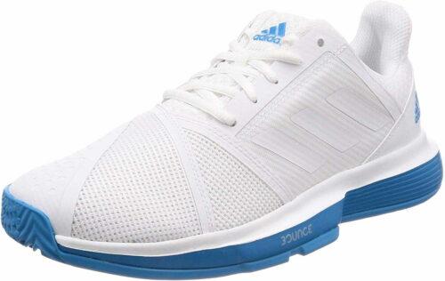 Unisex Adidas Hallenschuhe weiss Court Jam Bounce M 41