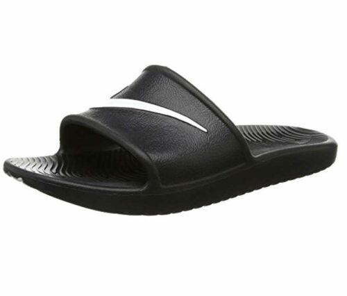 Unisex Nike Pantoletten schwarz Kawa Shower 38,5