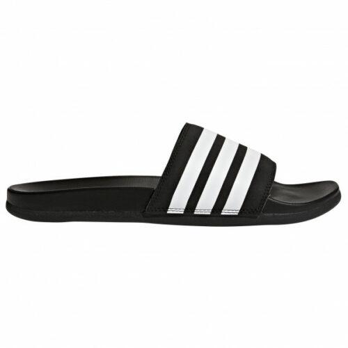 adidas - Adilette Comfort - Sandalen Gr 4 schwarz