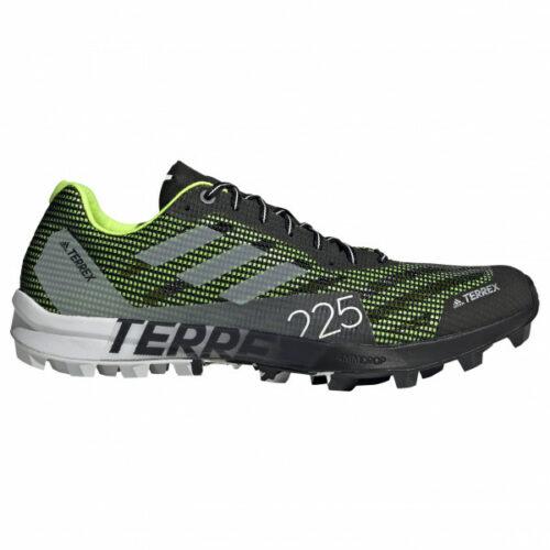 adidas - Terrex Speed Pro SG - Trailrunningschuhe Gr 10,5;11;8;8,5;9 schwarz/grau/oliv