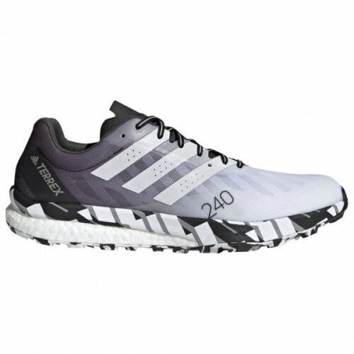 adidas - Terrex Speed Ultra - Trailrunningschuhe Gr 7,5 grau/schwarz