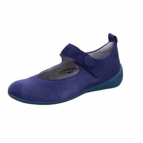 Damen Think Ballerinas blau 38,5