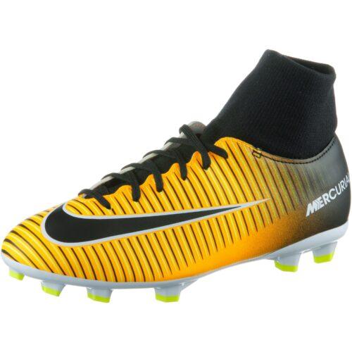 Nike JR MERCURIAL VICTORY VI DF FG Fußballschuhe Kinder