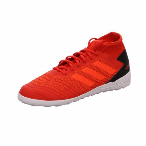 Adidas Hallenschuhe rot 46