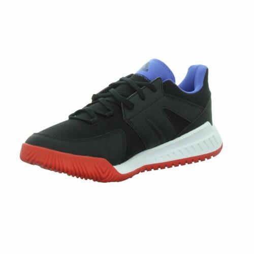 Adidas Hallenschuhe schwarz 41