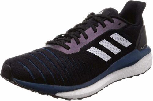 Adidas Hallenschuhe schwarz 42,5