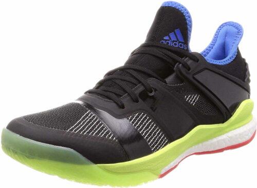 Adidas Hallenschuhe schwarz STABIL X 41