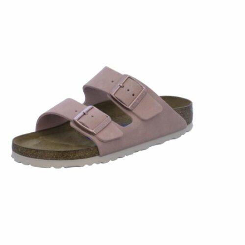 Birkenstock Pantoletten lila/pink 42