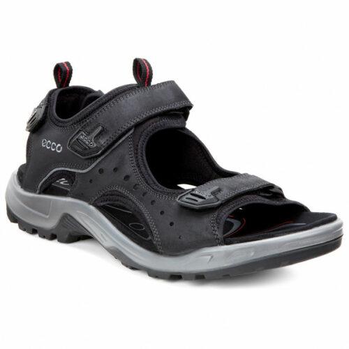 Ecco - Offroad - Sandalen Gr 42 schwarz