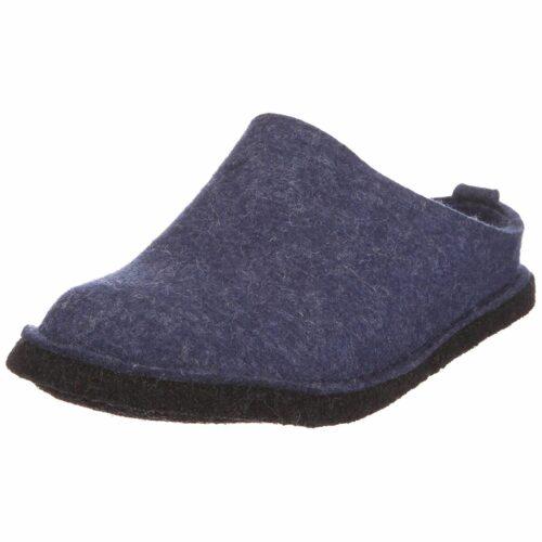 Haflinger Hausschuhe blau 44